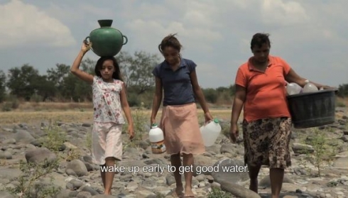 For a Glass Of Water Campaign – Part 1