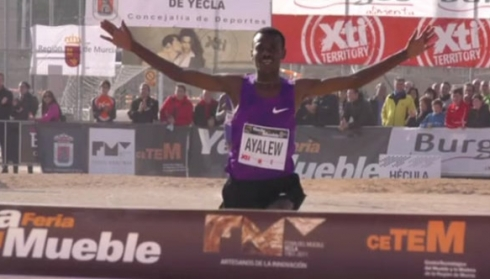 Cross de Yecla – Resumen TDP